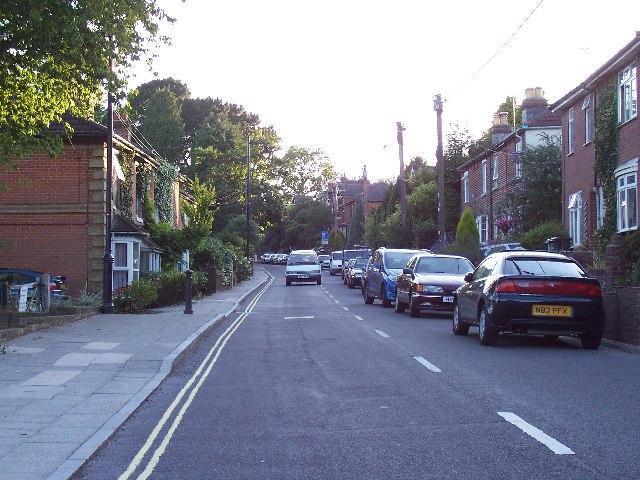 Allbrook Hill