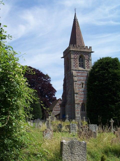 Twyford Church