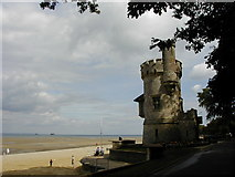 SZ6092 : Appley Tower, Ryde by Steve Rigg