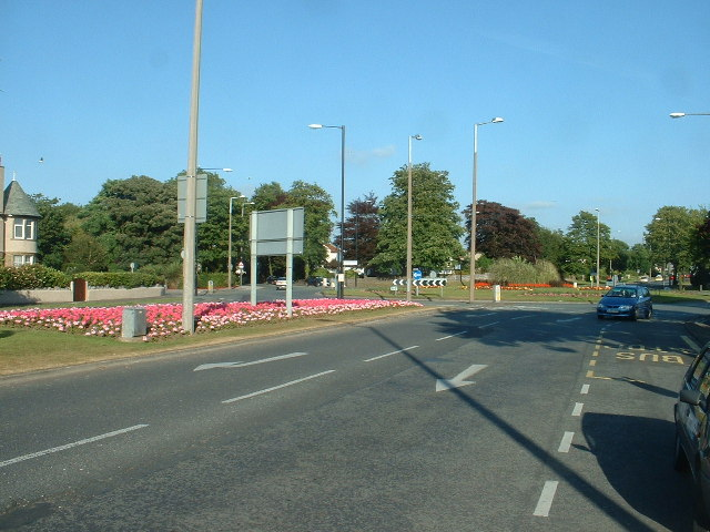 Shrimp Roundabout, Morecambe