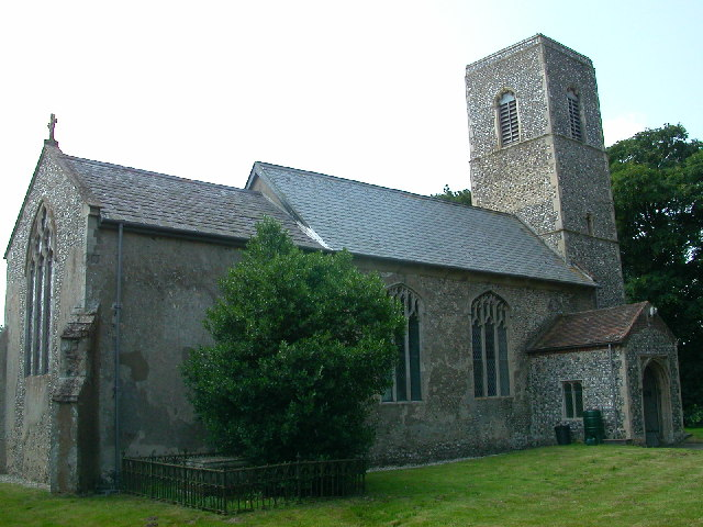 St Michael and All Angels, Braydeston