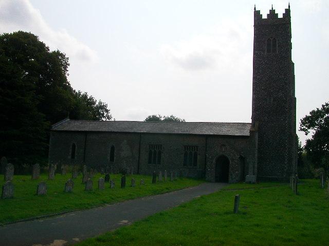 St. Peter's, Strumpshaw