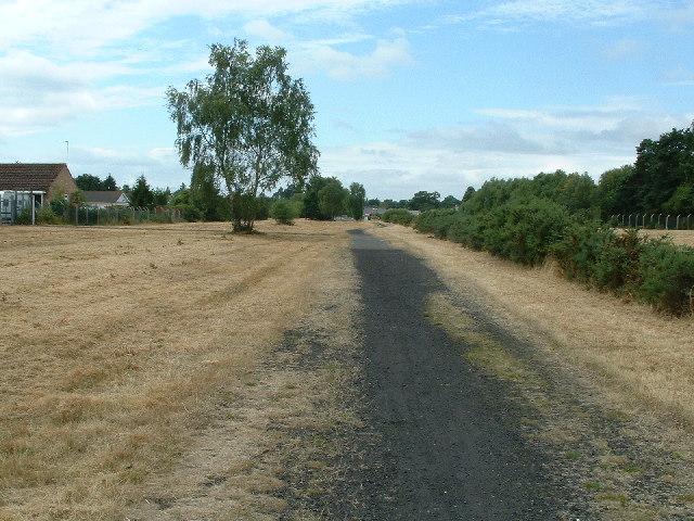 Castleman Trailway, West Moors