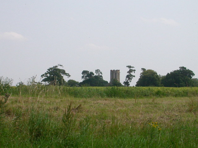 Buckenham Church Tower