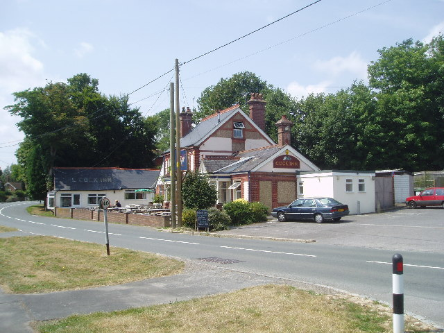 The Cock Inn at Wivelsfield Green