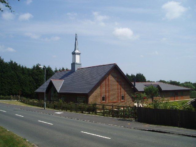 Mormon Chapel at Wivelsfield