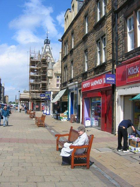 Portobello High Street