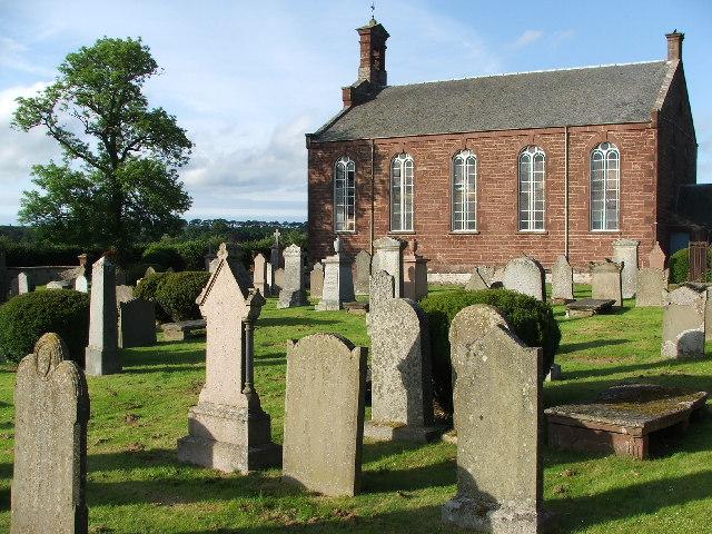 Monquhitter Parish Church