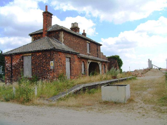 Gedney Station