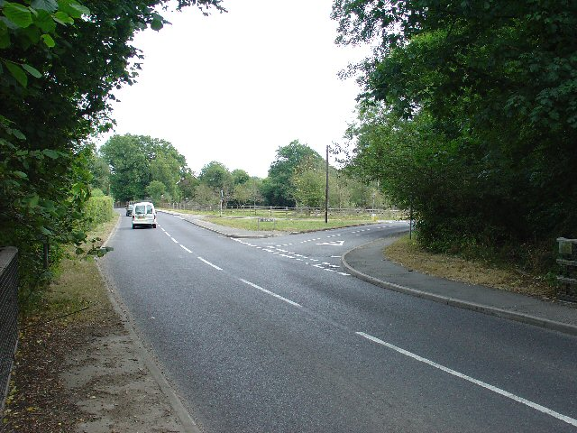 Junction of Steers Lane and Radford Road, Tinsley Green, Crawley, West Sussex