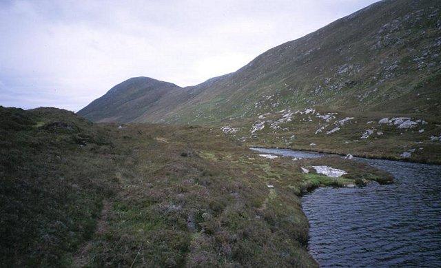 Slopes of Greabhal.