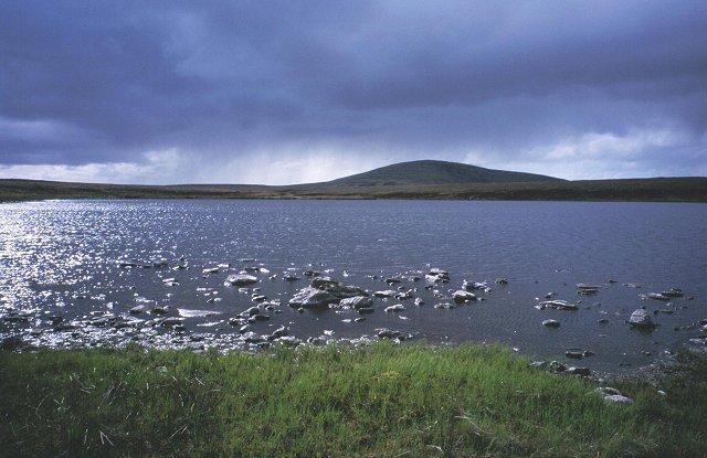 Loch Dubh nan Each
