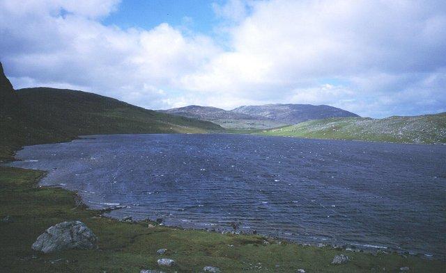 Loch na Cleabhaig.