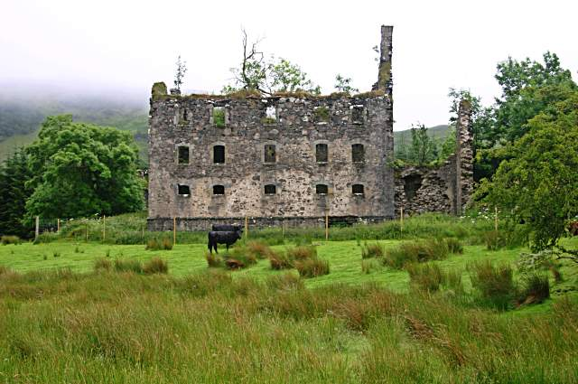 Bernera Barracks near Glenelg