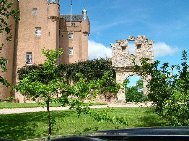 Harthill Castle