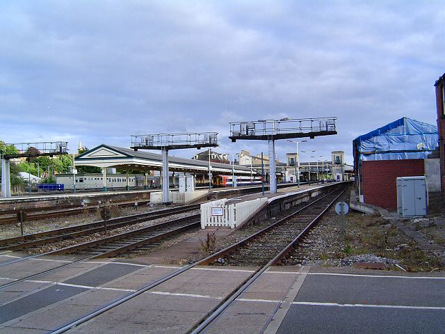 Exeter Railway Station