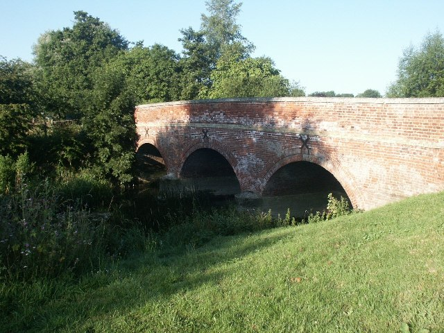 Bridge, Bawburgh