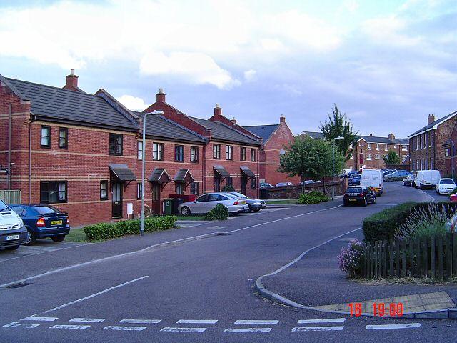 Redhills housing - Exeter