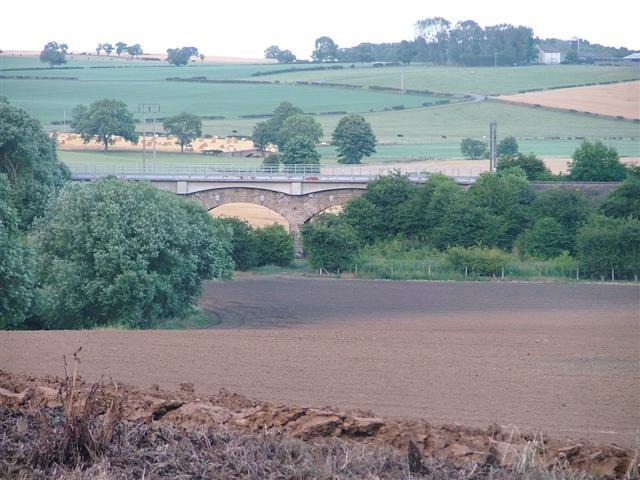 Railway Viaduct, East Coast Mainline