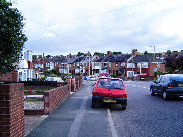 St Thomas street - Exeter