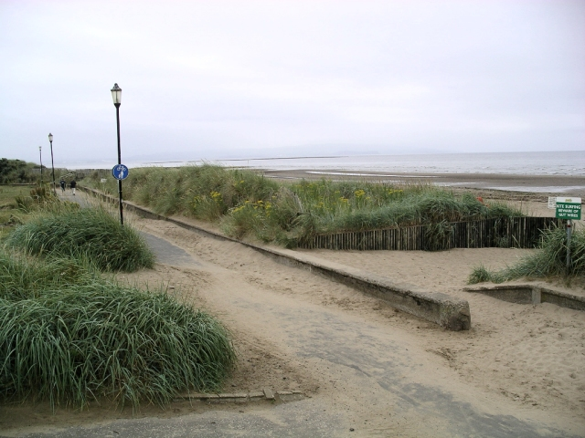 Troon south sands