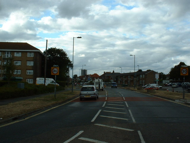 Wimpson Lane, Millbrook, Southampton