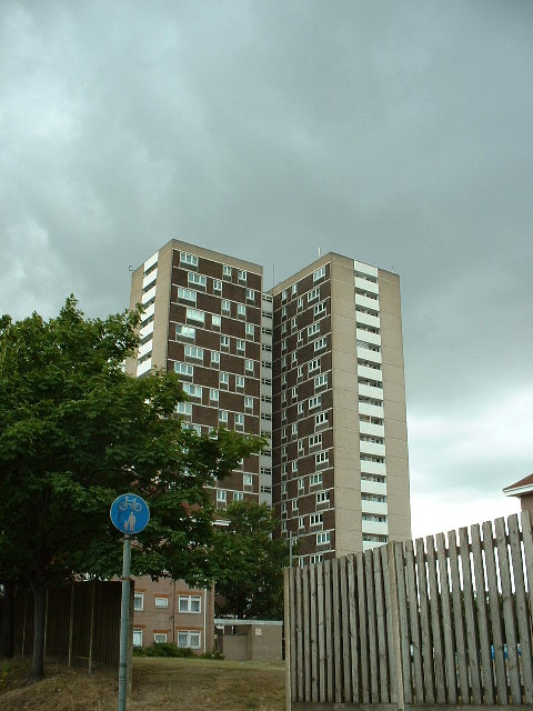 Redbridge Towers, Southampton