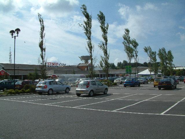 Tesco Extra, Tower Park, Poole