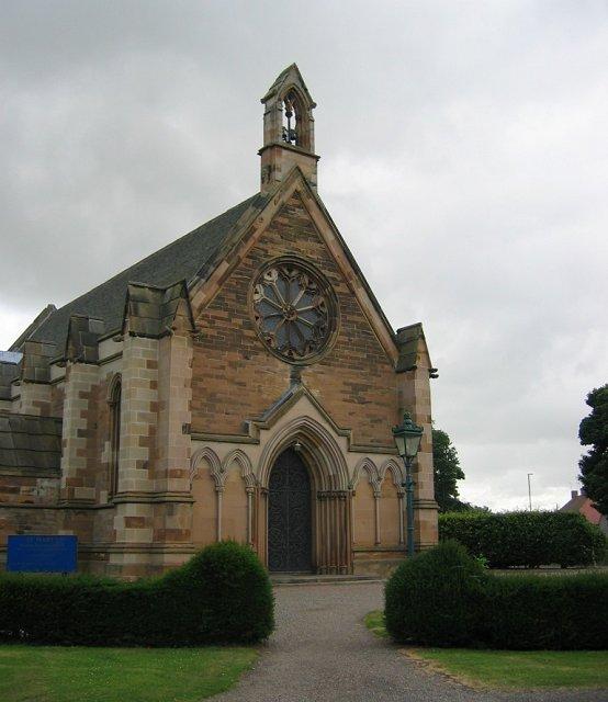 St Mary's Church Dalkeith