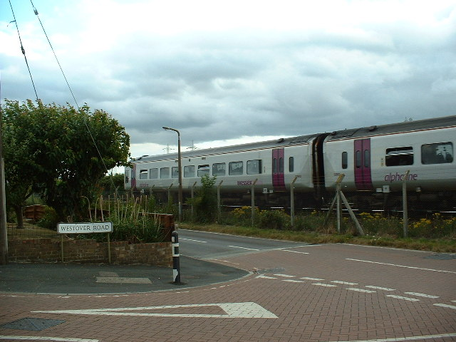 Railway Line, Redbridge, Southampton