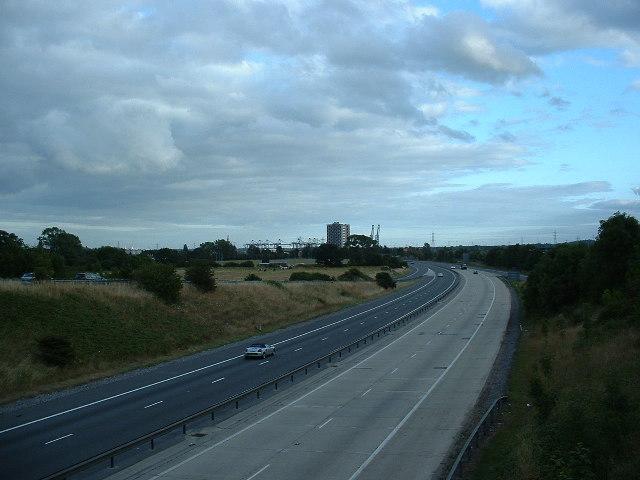 M271 Southbound, Southampton