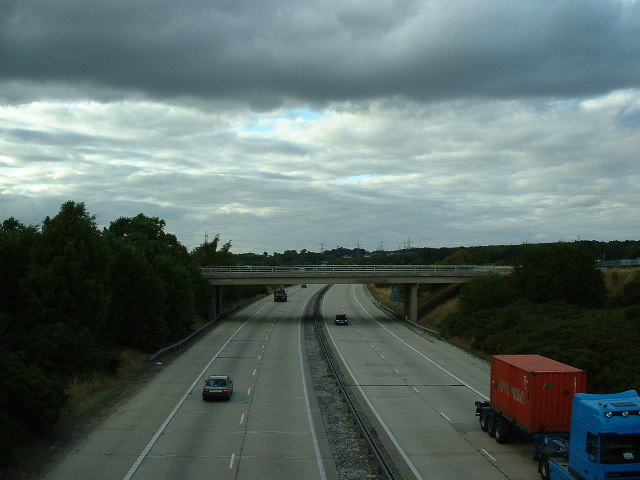 M271, Northbound, Southampton