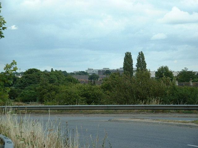 M271 Junction 1 & Ordnance Survey HQ, Southampton