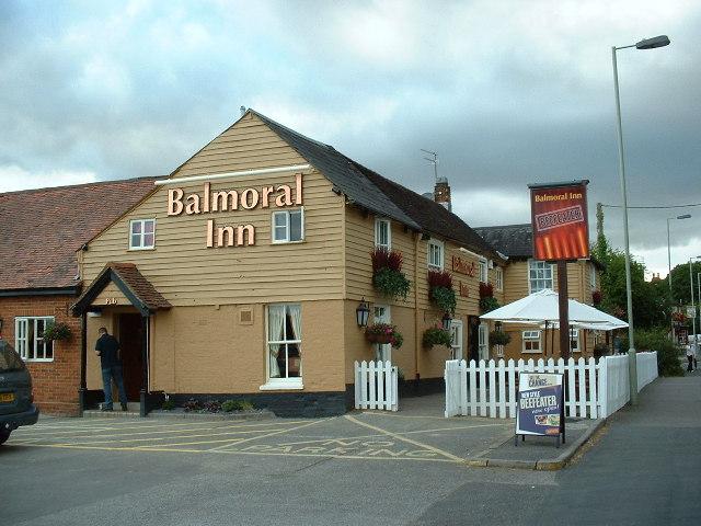 Balmoral Inn, Southampton