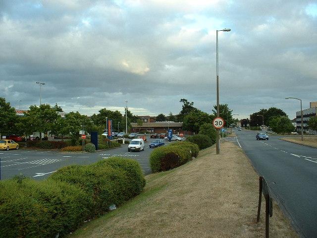 Lordshill Centre, Southampton
