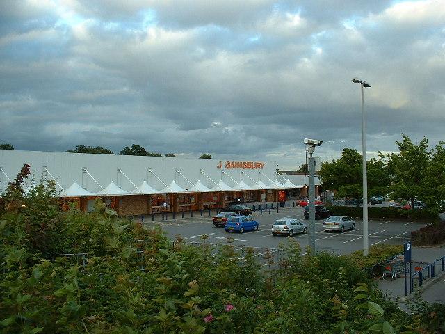 Sainsbury's, Lordshill, Southampton