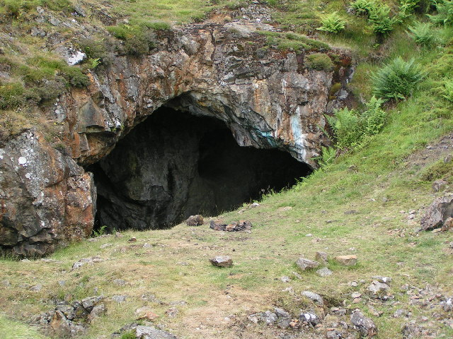 Tomnadashan Copper Mine