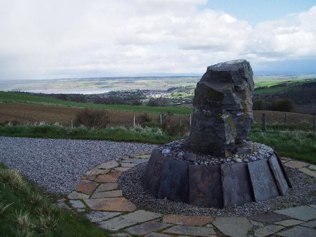 Neil Gunn Memorial Viewpoint