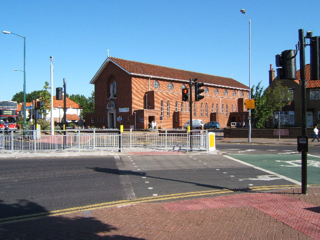 Our Lady Immaculate Catholic Church, Tolworth