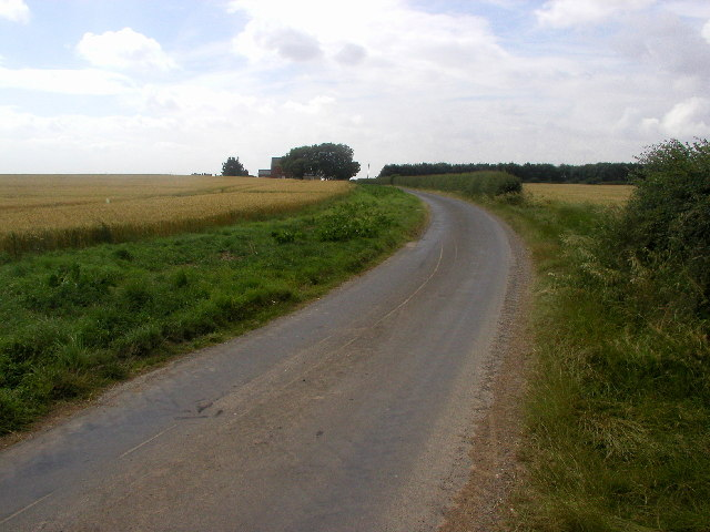 Road scene
