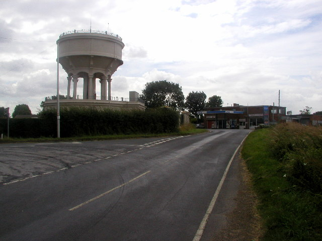 Withernsea's Water Tower