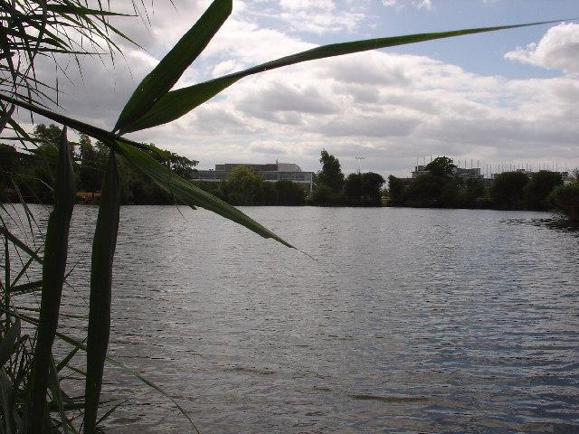 Lakeside in Sunbury