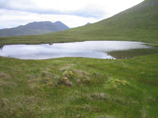Loch a'Ghille Reamhra