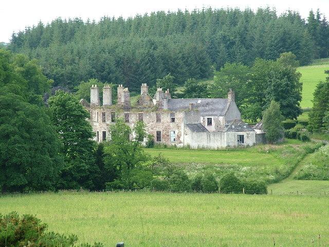 Logie-Elphinstone Castle