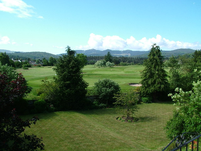 Golf Course in Ballater