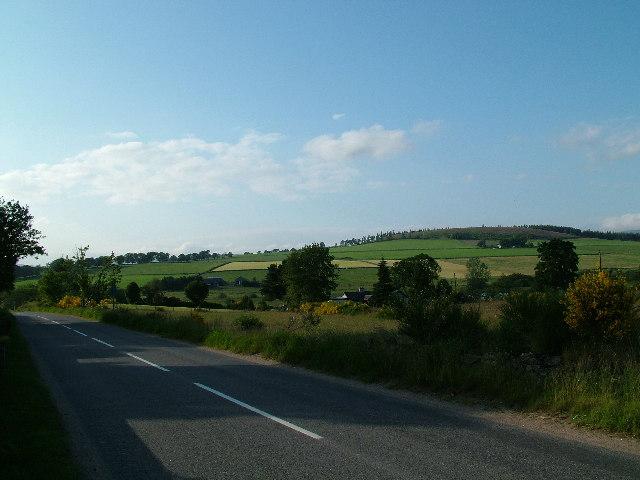 Farmland near Ordie