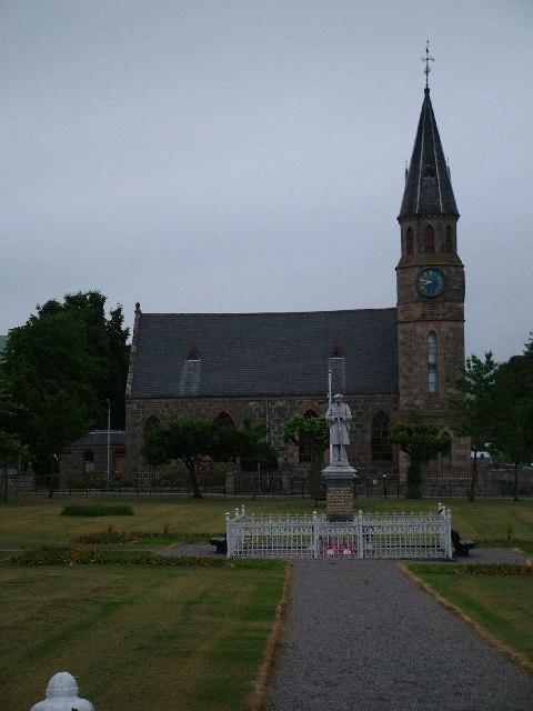 Rhynie Church