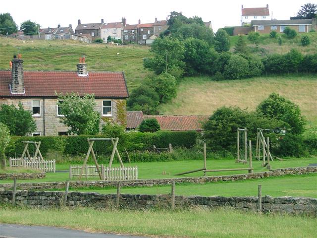 Children's Play Park, Castleton