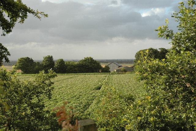 Arbury Farm, Winwick