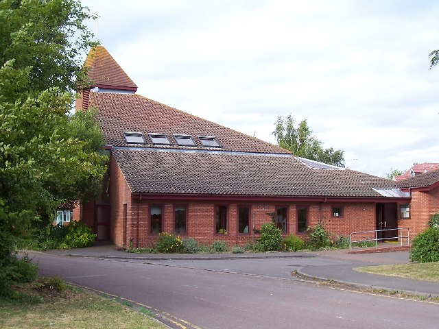 Boyatt Wood Church